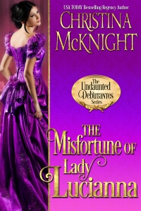 The Misfortune of Lady Lucianna Cover (3)
