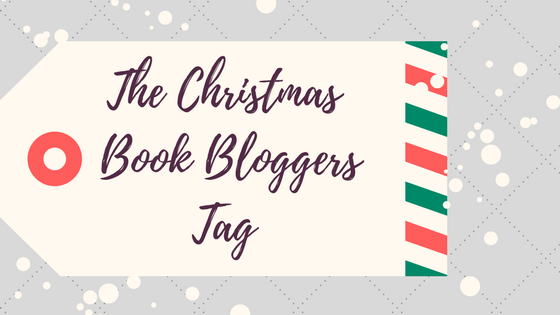 The Christmas Book Bloggers Tag